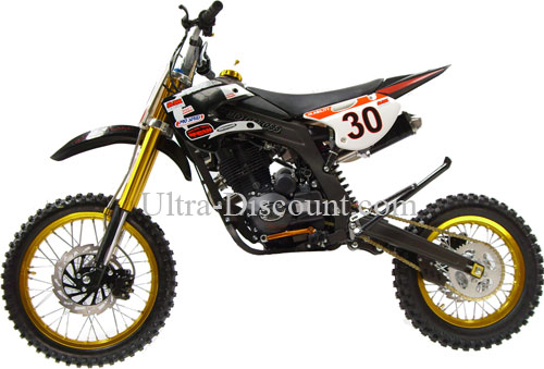 dirt bike agb30 250 ccm gr n dirtbike 250 dirt bike. Black Bedroom Furniture Sets. Home Design Ideas