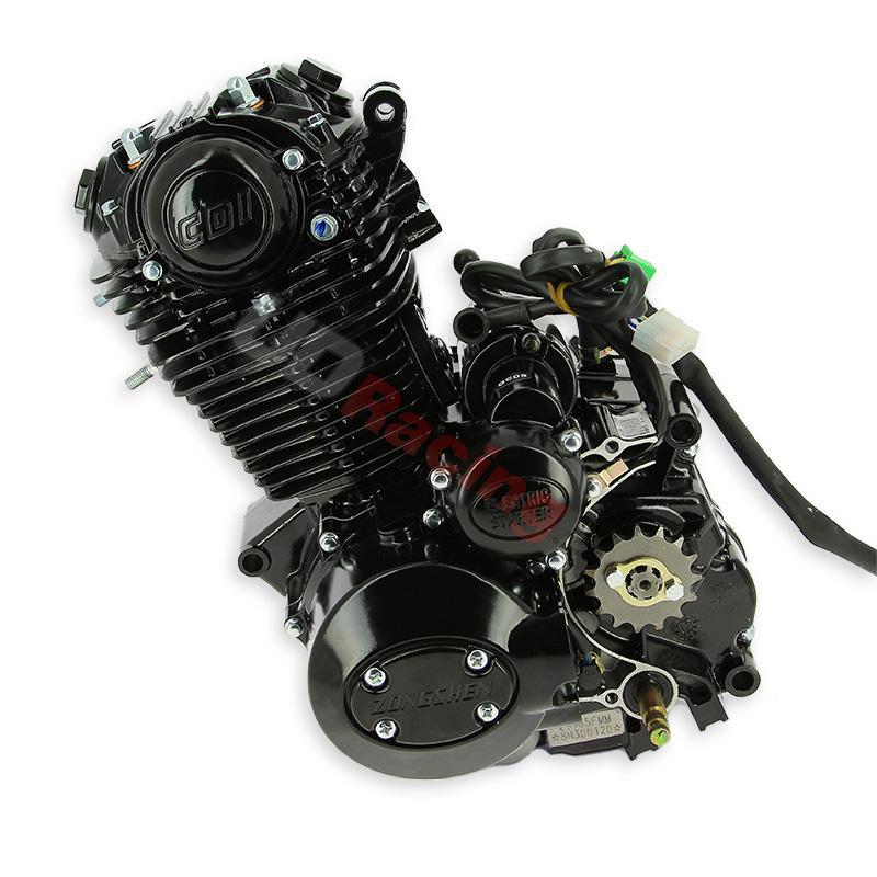 motor zongshen 250 ccm zf165fmm f r dirt bike motor 200cm. Black Bedroom Furniture Sets. Home Design Ideas