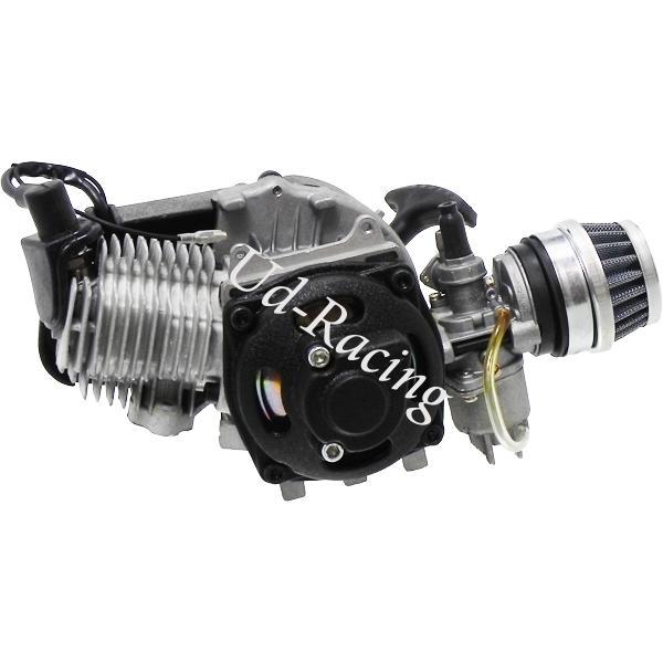 motor pocket bike 39 39 black edition 39 39 49 ccm typ 4 motor. Black Bedroom Furniture Sets. Home Design Ideas