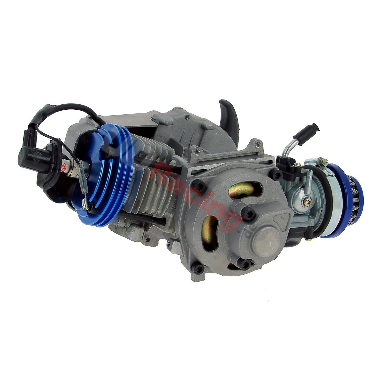 Kit UD Racing, blau, für Pocket Quad (typ 2), Motoren, Pocket Quad ...