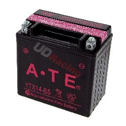 Batterie YTX14-BS für Quad Shineray 350 ccm (XY350ST-2E)