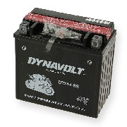 Batterie DTX14-BS für Quad Spy Racing SPY350F3
