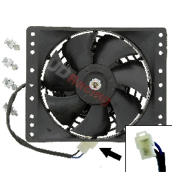 Ventilator fur Quad (typ 5)