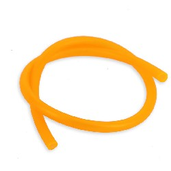 Fluo Orange 5mm Benzinschlauch , Teile Pocket Blata MT4